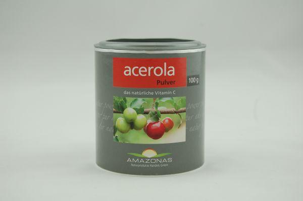 Acerola Pulver 100g