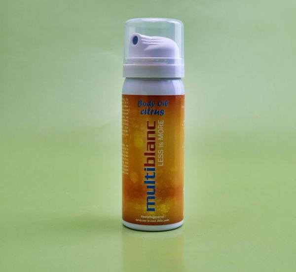 Silicium Body Spray Citrus