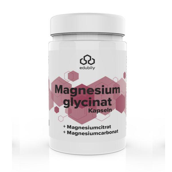 Magnesiumglycinat-Kapseln