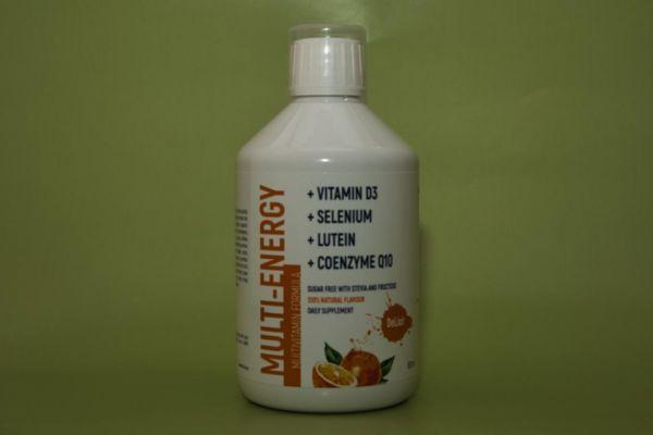 DeLixir - Multi Energy