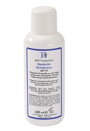 Basische Beinlotion pH 7,5 200 ml
