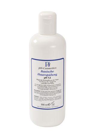 Basische Haarspülung pH 7,5 groß 500 ml