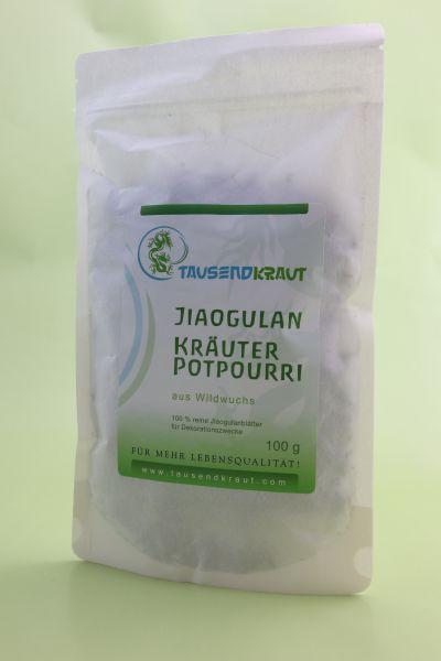 Jiaogulan Kräuter Potpourri